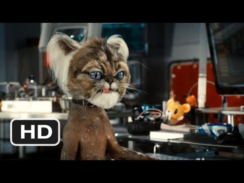 Cats & Dogs: The Revenge of Kitty Galore #3 Movie CLIP - The Tech Specialist (2010) HD