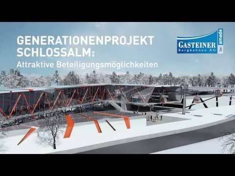 Projekt Schlossalm #1 - Projektbeschreibung