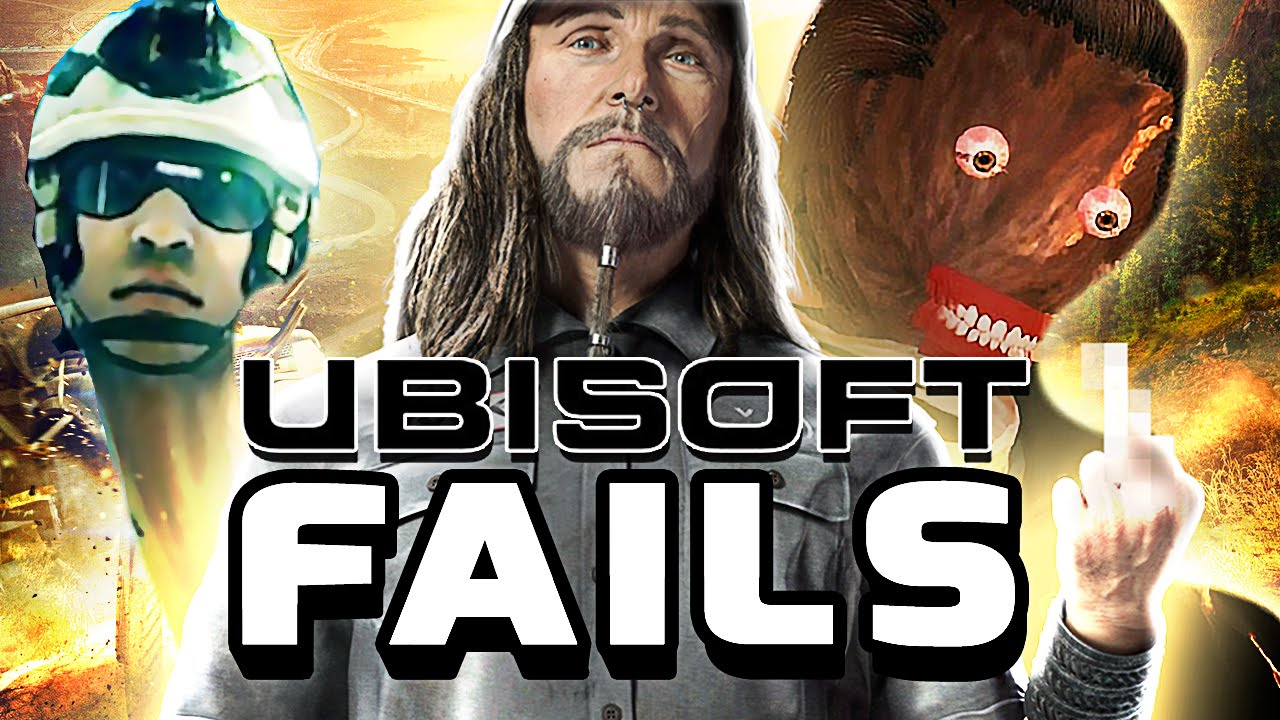 Ubisoft fails the most embarrassing far tgn central stopboris Gallery