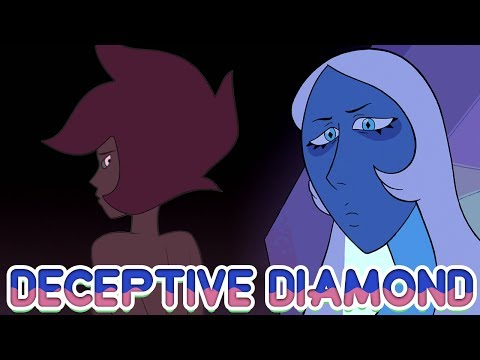 Blue Diamond Helped Shatter Pink Diamond [Steven Universe Theory] Crystal Clear
