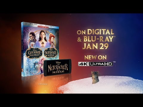 Disney's The Nutcracker and the Four Realms | Official In-Home Trailer