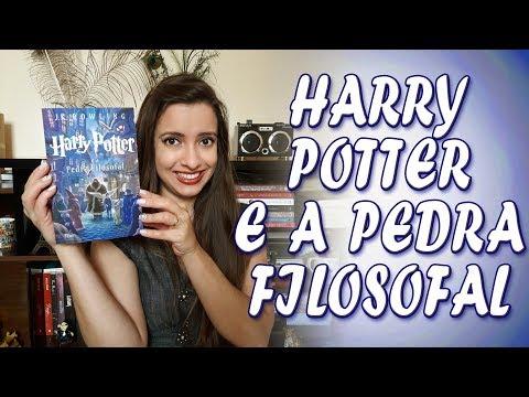 Harry Potter e a PEDRA FILOSOFAL | Sonho Lindo de um Leitor #82