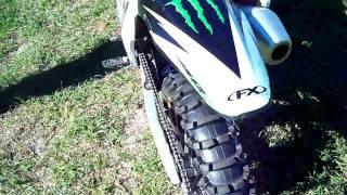5. My 2007 KX 450F