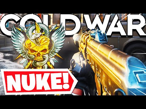 Dropping a NUKE in Black Ops Cold War...First Nuke in the World?? *50 Kill Gameplay*