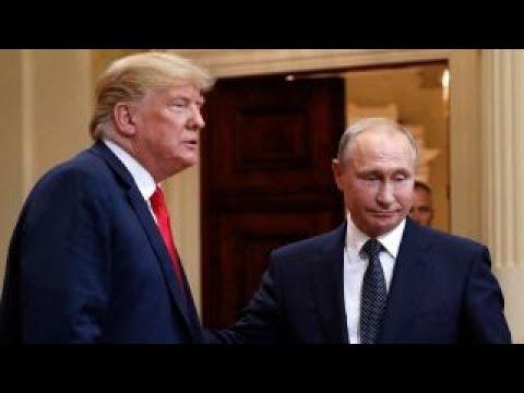 Republicans, Democrats criticize Trump-Putin press conference