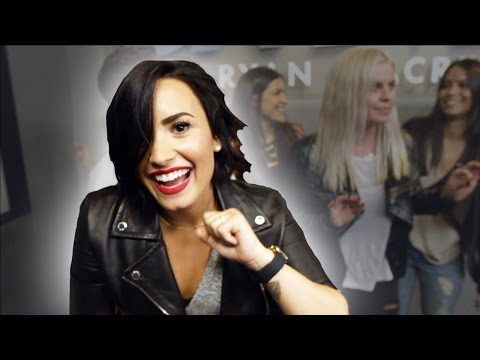 "Demi Lovato - ""Cool for the Summer"" Music Video (Ryan Seacrest Edition)"