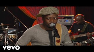 Wyclef Jean - Slow Down (Sessions @ AOL 2007)