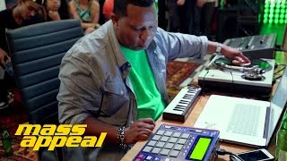 Video Rhythm Roulette: Mannie Fresh (Live From The Sprite Corner) download in MP3, 3GP, MP4, WEBM, AVI, FLV January 2017
