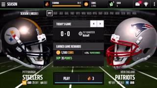 Madden NFL Mobile Видео YouTube