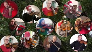 Fiddlerman 2018 Xmas Project - I'll Be Home For Christmas