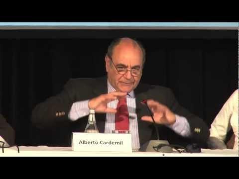 Diputado Alberto Cardemil - Seminario Consejo para la Transparencia