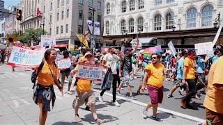 Clean Energy March Philadelphia