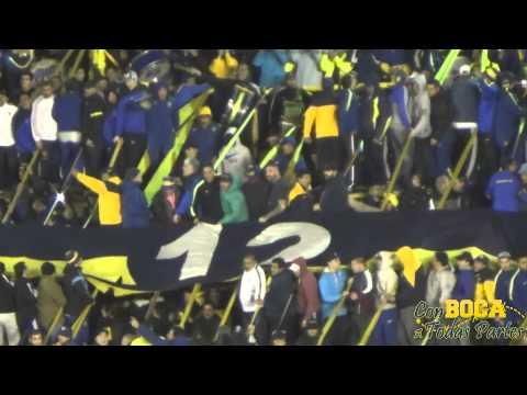 Video - Hinchada hay una sola / BOCA-GODOY CRUZ 2015 - La 12 - Boca Juniors - Argentina