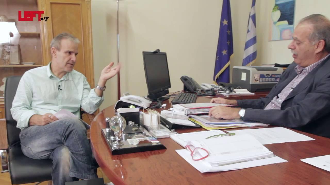 Συνέντευξη -Γιάννης Μπασκόζος, γενικός γραμματέας Δημόσιας Υγείας