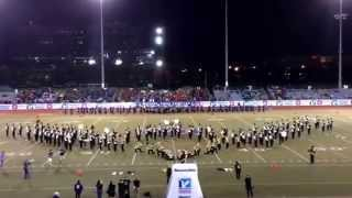 Newsday Marching Band Festival. Wantagh High School. October 14th 2014. Mitchell Field - YouTube