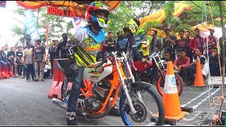 Video KELAS RAJANYA JAMBRET | DRAG BIKE BERGENGSI PALEMBANG MP3, 3GP, MP4, WEBM, AVI, FLV Maret 2019