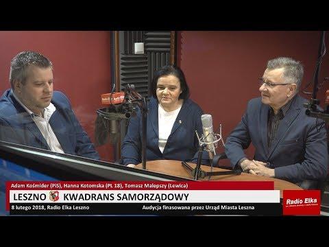 Wideo1: Leszno Kwadrans Samorządowy 05 2018