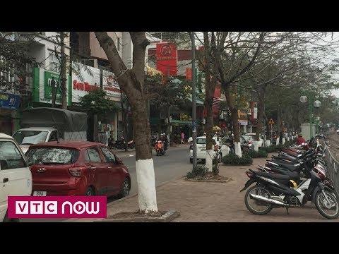 Vì sao Hà Nội khó dẹp bãi đỗ xe không phép?| VTC1 - Thời lượng: 3 phút, 3 giây.