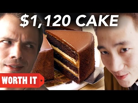 Download $27 Cake Vs. $1,120 Cake HD Mp4 3GP Video and MP3