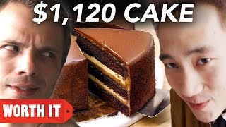 Video $27 Cake Vs. $1,120 Cake MP3, 3GP, MP4, WEBM, AVI, FLV Februari 2019
