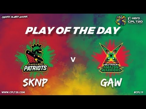 Play of the Day | SKPvGAW | #CPL19