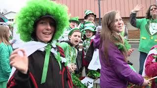 BKAT PresentsX: St. Patrick's Day Parade 2015 - City of Bremerton