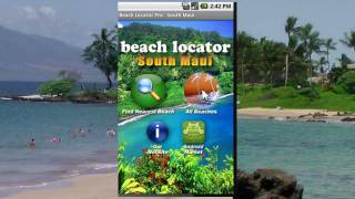 Beach Locator East Oahu YouTube video