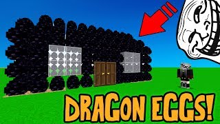 TURNING PLAYERS HOUSE INTO DRAGON EGGS (Minecraft Trolling)IP: SKITTLEMC.COM►(FOR THE BEST FANS) CLICK HERE FOR EPIC DONIBOBES T-SHIRTS ►►https://nicepostureclothing.com/collections/doni-bobesThank you so much for watching this video!►Click here for OPTIONAL donations! https://www.patreon.com/user?ty=h&u=3016709►MY OWL TEXTURE PACK: https://www.mediafire.com/?1kpyebj09pec5j5►Join my server! (Its where I troll people!) : mc.performium.net►Outro music: https://soundcloud.com/sam1a/bright-dark-light►MY SOCIAL MEDIA: Twitter: www.twitter.com/DonibobesFacebook: www.facebook.com/donibobesIG: https://instagram.com/donibobes►Can we hit 2000 likes on this episode? ►If you like the videos and wanna stick around, hit that subscribe button! If not, thanks for watching!►Music Used in video:All by Kevin Macleod at http://incompetech.com/