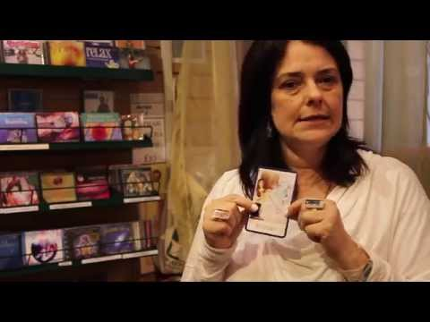 Tori Hartman on her Chakra Wisdom Oracle Deck