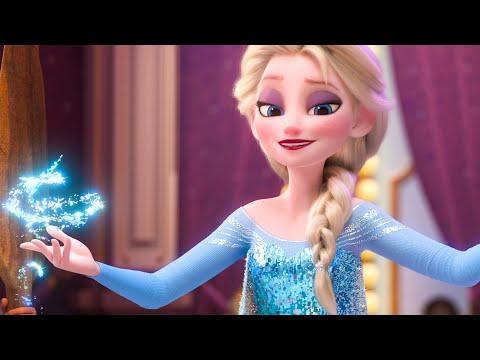 WRECK-IT RALPH 2 'Disney Princesses ft. Frozen & Moana' Movie Clip (2018)
