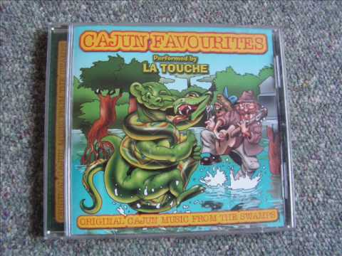 Cajun Music - alligator waltz van de cd cajun favourites performed by la touche