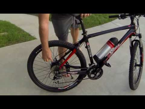 Karma ST 42 Electric Assist Mountain Bike Unboxing/Review