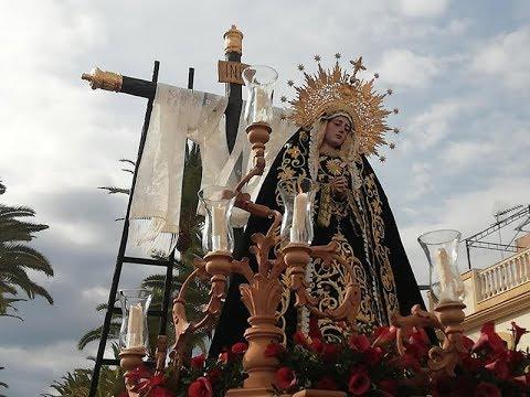 Sábado Santo Isla Cristina 2019 – Soledad