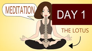 How to Meditate - Meditation for Beginners - Day 1 full download video download mp3 download music download