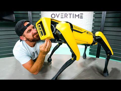 Real Life Robot Dog   OT 17