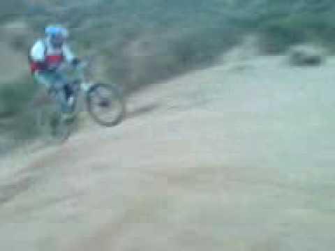 Mountai Bike Specialized FSR XC (видео)