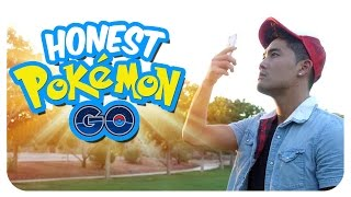 Honest Pokemon Go Commercial! - YouTube