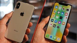 J'ai pris en main l'iPhone X en exclusivité !