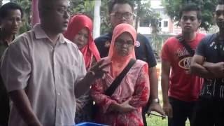 Tangkak Malaysia  City pictures : DJ USIM TANGKAK 3.0 : # PROGRAM 3 : Bengkel Pengurusan Dan Penjagaan Aquaponik