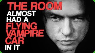 Video 'The Room' Almost Had a Flying Vampire Car In It MP3, 3GP, MP4, WEBM, AVI, FLV Desember 2018