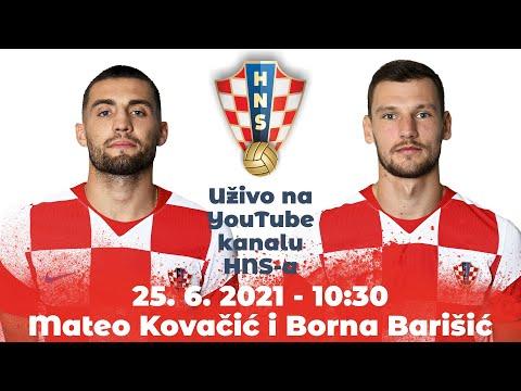 Konferencija za medije (Kovačić, Barišić) 25.06.2021. 10:30 Rovinj