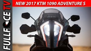 8. 2017 KTM 1090 Adventure R Specs and Price