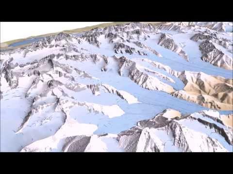 Doba ľadová v Tatrách - komplexná simulácia