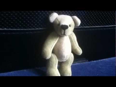 So entsteht ein Teddy