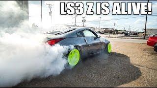 LS3 350Z IS ALIVE!! by Evan Shanks
