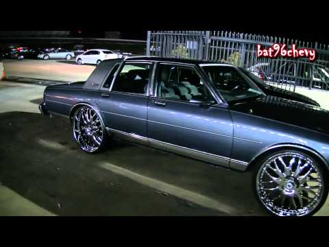 Grey Box Chevy LS Caprice on 26