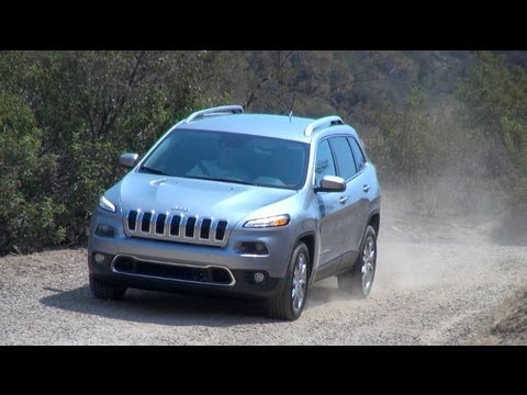 2014 Jeep Cherokee First Drive Review: Beauty or a Beast?