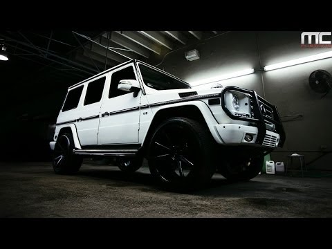 MC Customs Mercedes-Benz G550