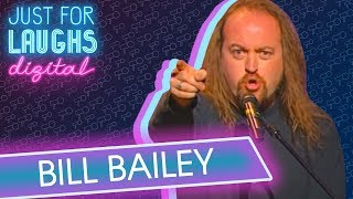 Bill Bailey Stand Up - 1997, Just for laughs, Just for laughs gags, Just for laughs 2015
