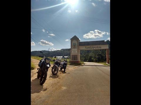 #003 - Passeio em Anitápolis e Rancho Queimado | YS FAZER 250